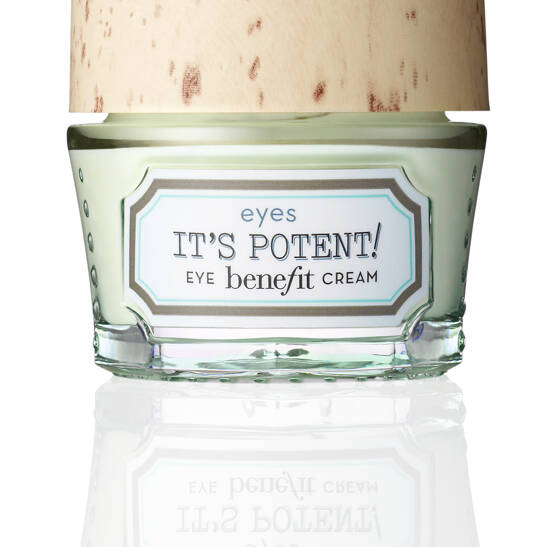 it's potent! eye cream