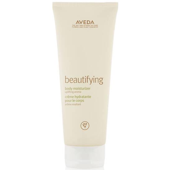 beautifying body moisturizer