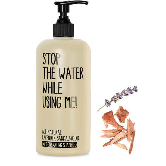 Lavender Sandalwood Regenerating Shampoo