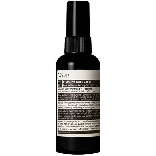 Protective Body Lotion SPF50