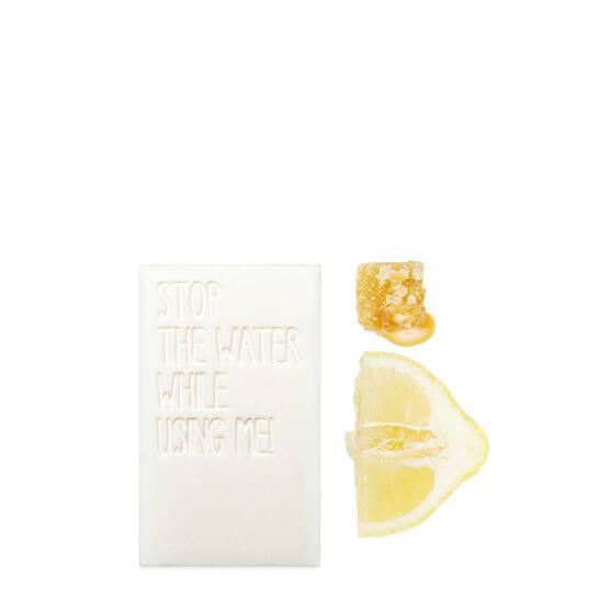Lemon Honey Bar Soap