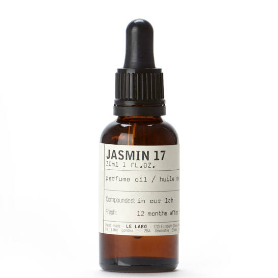 Jasmin 17 Perfume Oil
