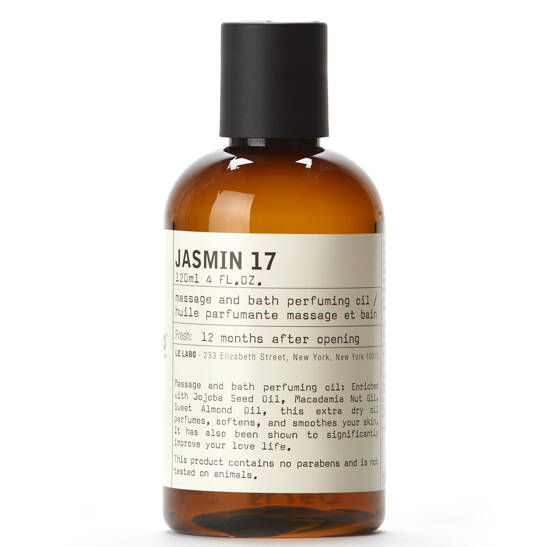 Jasmin 17 Körper- und Badeöl
