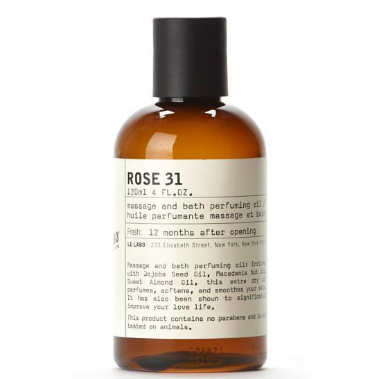 Rose 31 Körper- und Badeöl