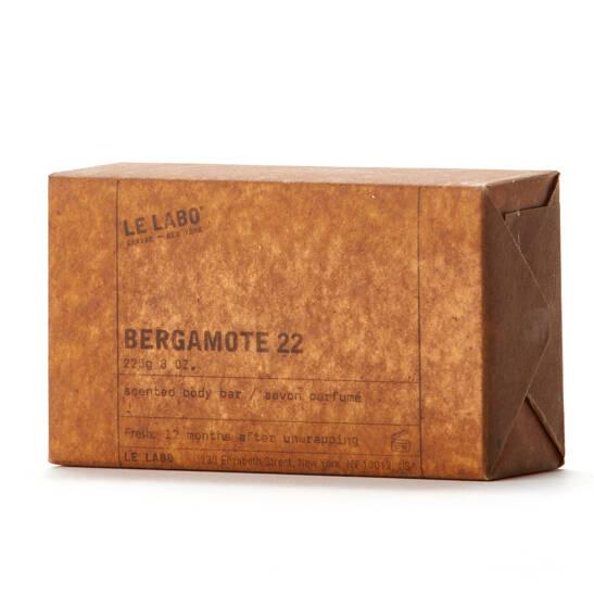 Bergamote 22 Seife