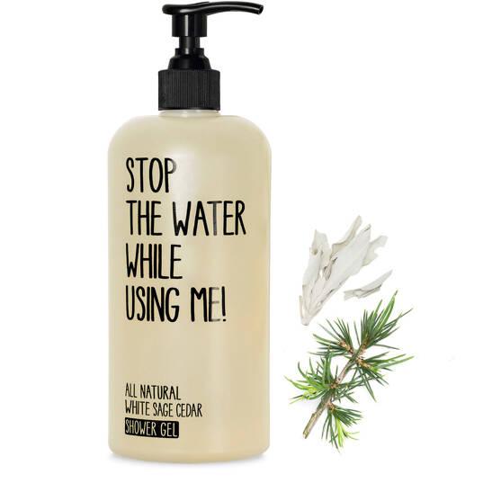 White Sage Cedar Shower Gel