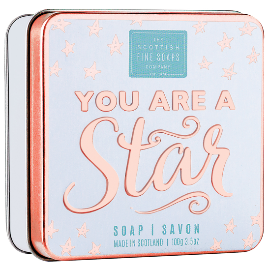 Soap In A Tin - You Are A Star
