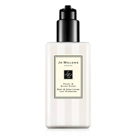 Peony & Blush Suede Body & Hand Lotion