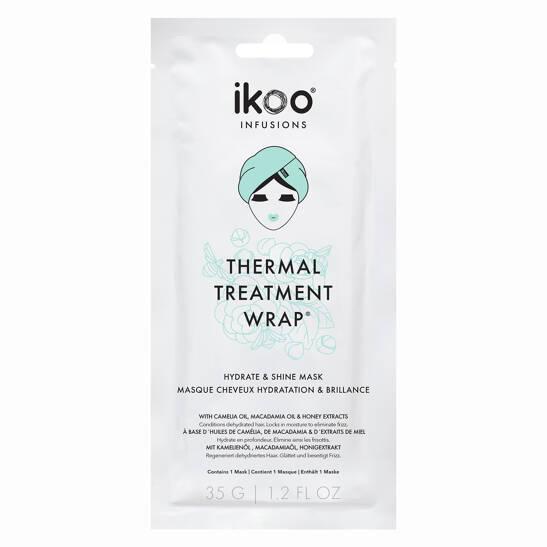 thermal treatment wrap – hydrate & shine single mask