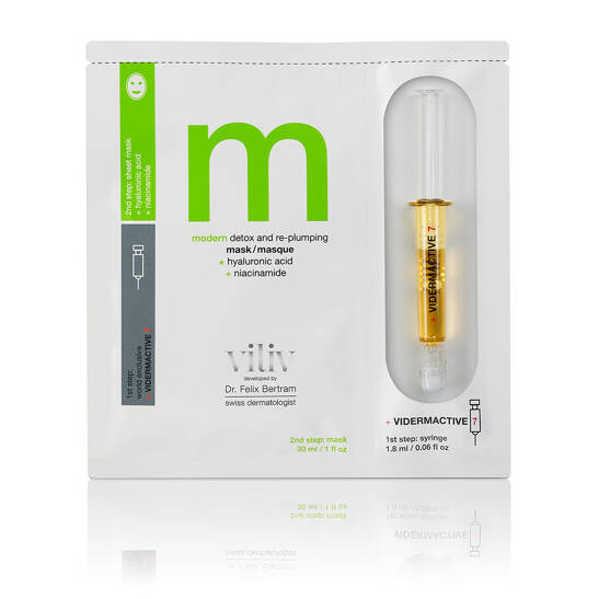 m - detox and re-plumpingmask
