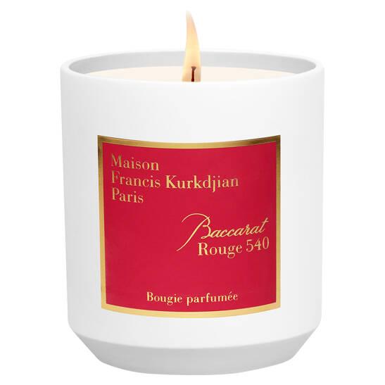 Baccarat Rouge 540 Kerze