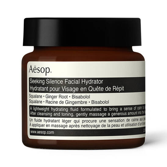 Seeking Silence Facial Hydrator