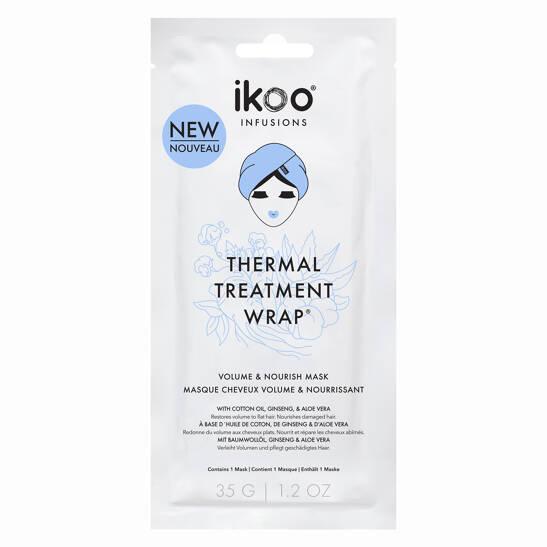 thermal treatment wrap – volume & nourish single mask