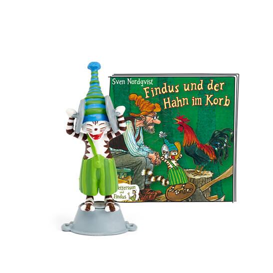 Die Hörfigur für die Toniebox Pettersson und Findus - Findus und der Hahn im Korb