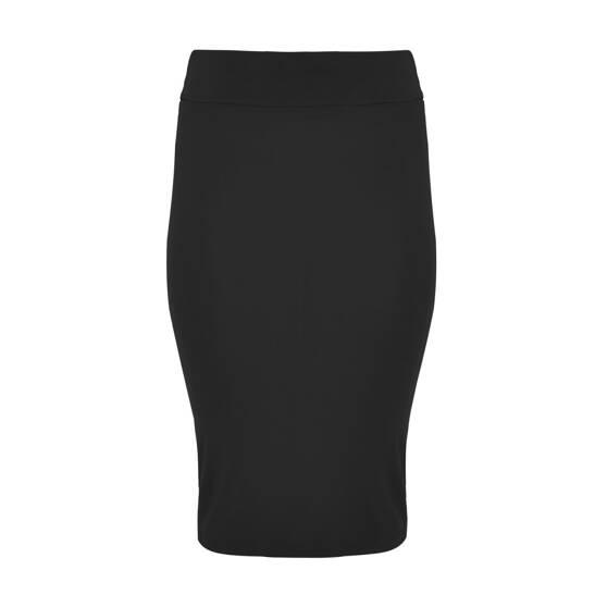 Pencil-Skirt bis zum Knie