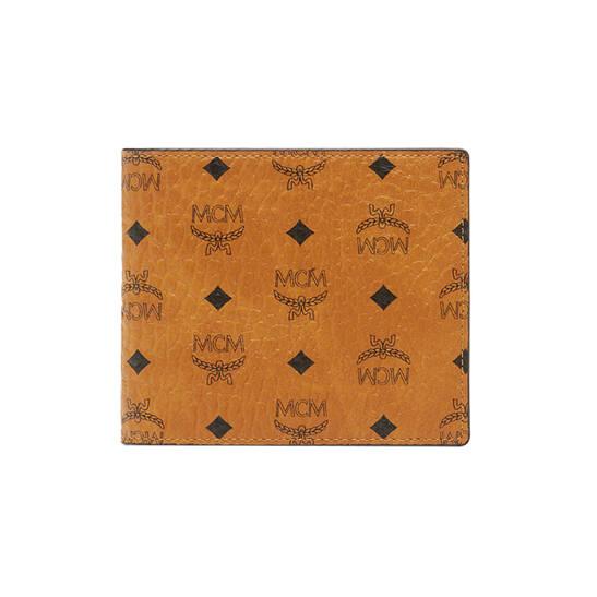 Herren Brieftasche in Visetos mit Münzfach