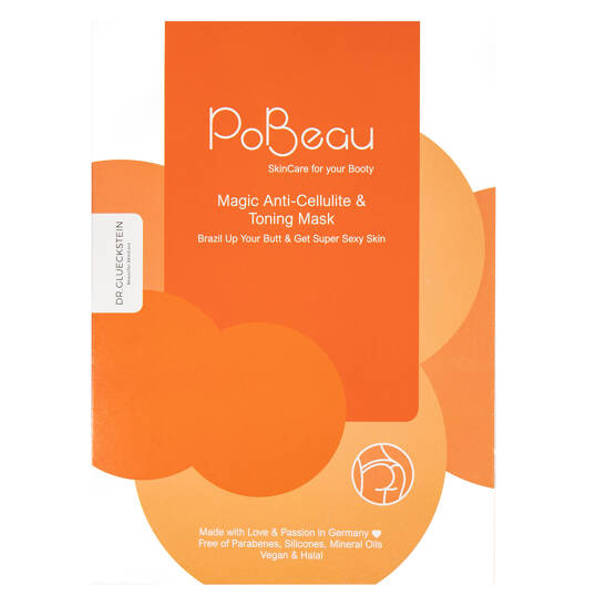 Magic Anti-Cellulite & Toning Mask