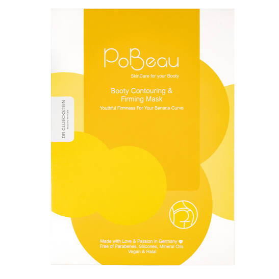 Booty Contouring & Firming Mask