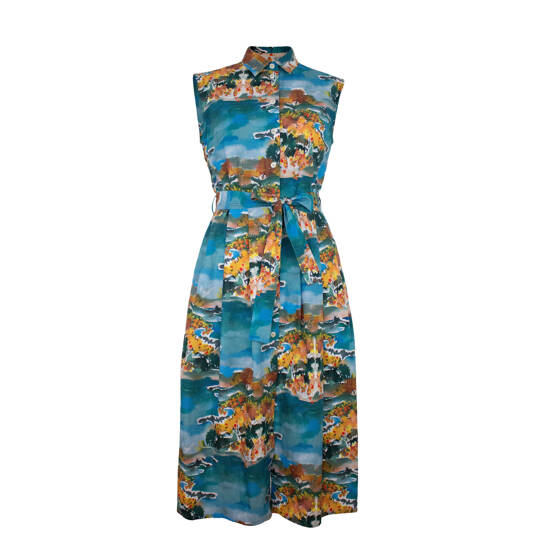 Kleid Mida Mimosa