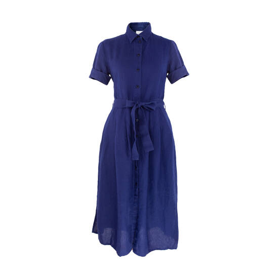 Kleid Vida Blau