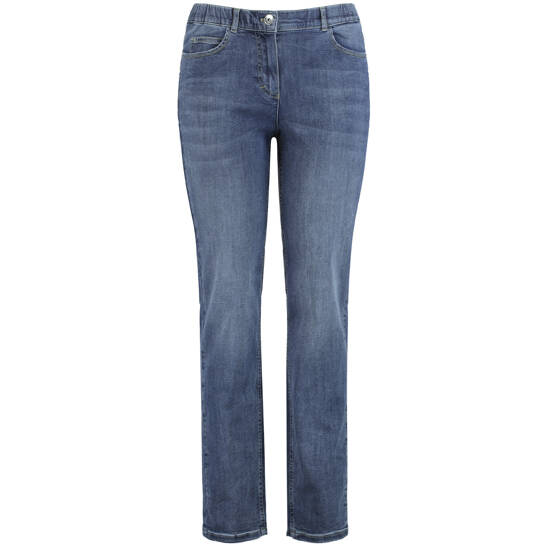 Jenny Jeans in Stretch-Denim