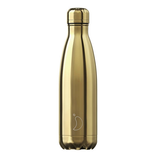 Trinkflasche Chilly´s Gold