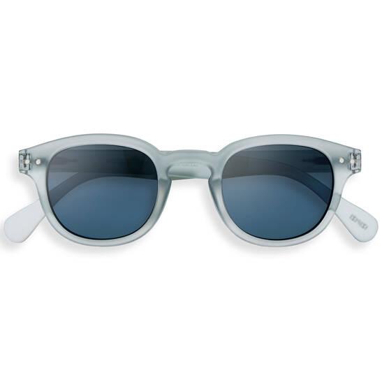 Sonnenbrille #C SUN Frosted Blue +0.00