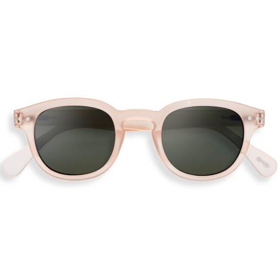 Sonnenbrille #C SUN Rose Quarz +0.00