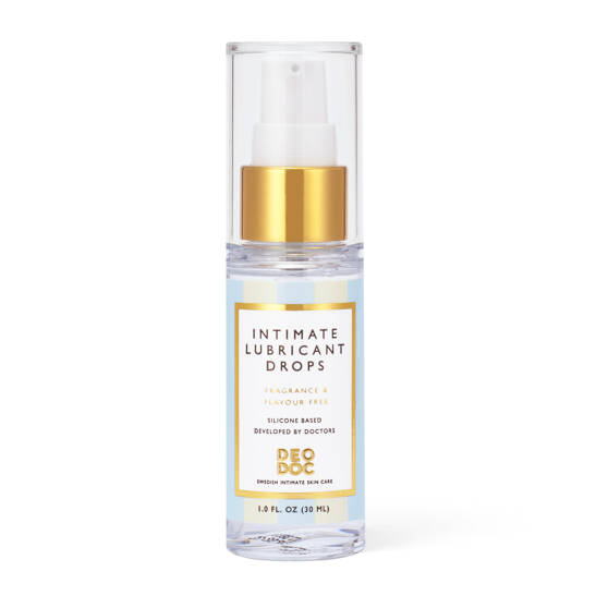 INTIMATE LUBRICANT DROPS - FRAGRANCE FREE