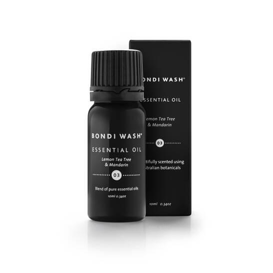 Essential Oil Lemon Tea Tree & Mandarin 10ml