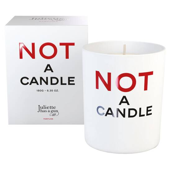 NOT A CANDLE