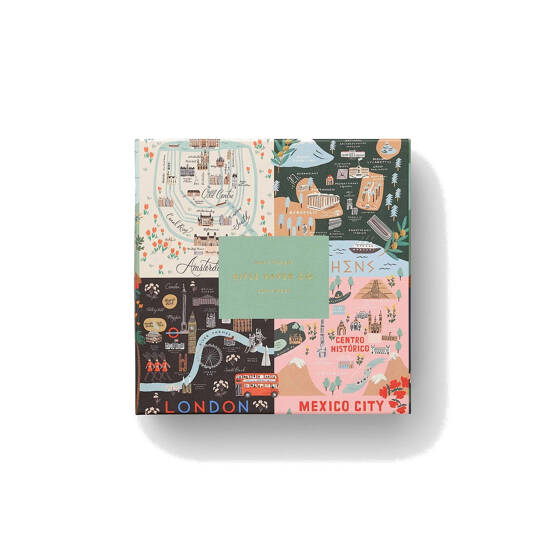 Maps Puzzle
