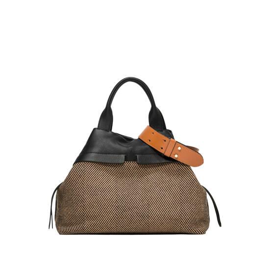 Duna Tote Bag Tweed