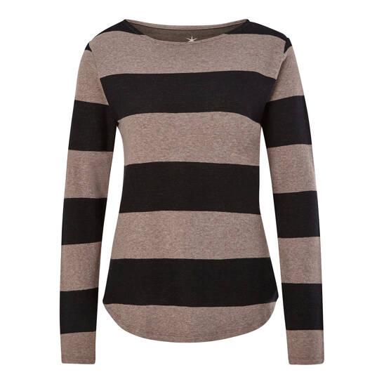 Sweatshirt aus Kaschmirmix
