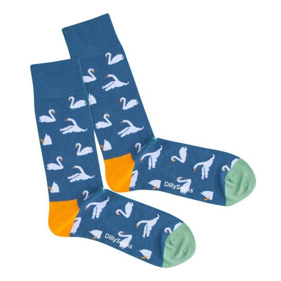 Swan Lake Socke