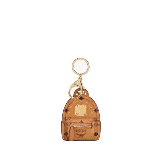 Taschen- und Schlüsselanhänger Tasche in Visetos