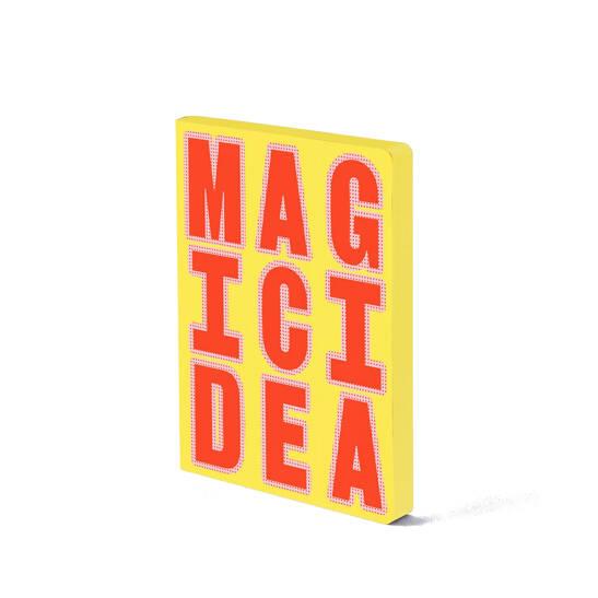 Graphic L Glow Magic Idea - Glows in the Dark