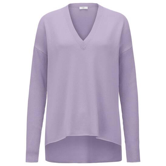 Pullover aus feiner Wolle-Seide-Cashmere-Mischung
