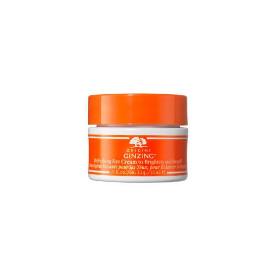 GinZing™ Refreshing Eye Cream to Brighten and Depuff - Warmer Shade