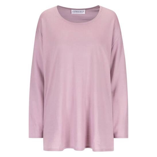 Pullover aus feiner Merino-Wolle