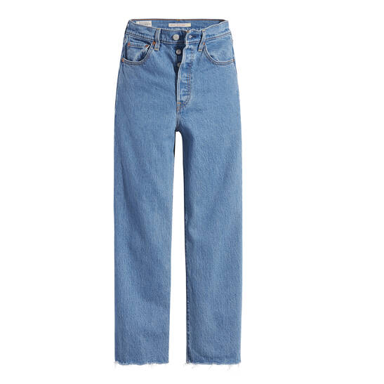 Jeans Ribcage Straight ankle