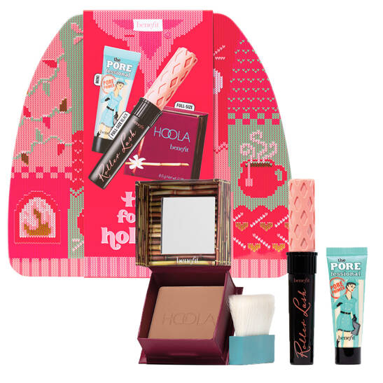 Hot for the Holidays Make-up Holiday Set