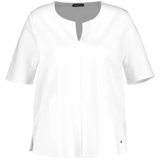 Shirt mit hohem Stretch-Komfort