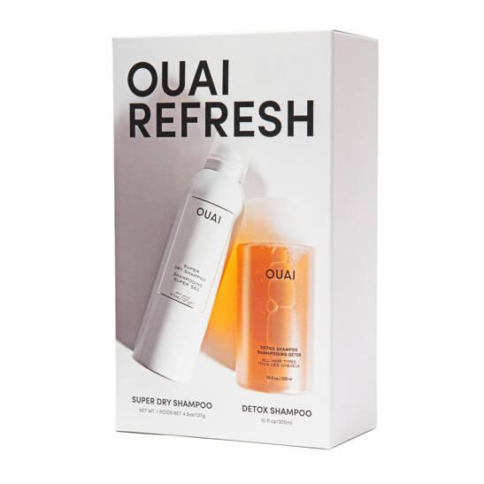 Ouai Refresh Kit