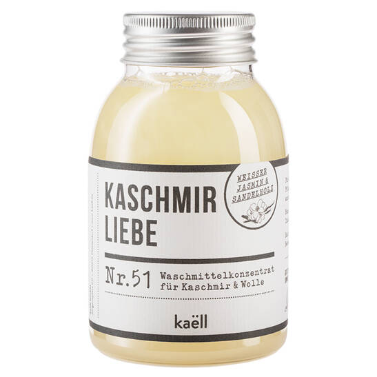 Kaschmirliebe Konzentrat für Kaschmir & Wolle