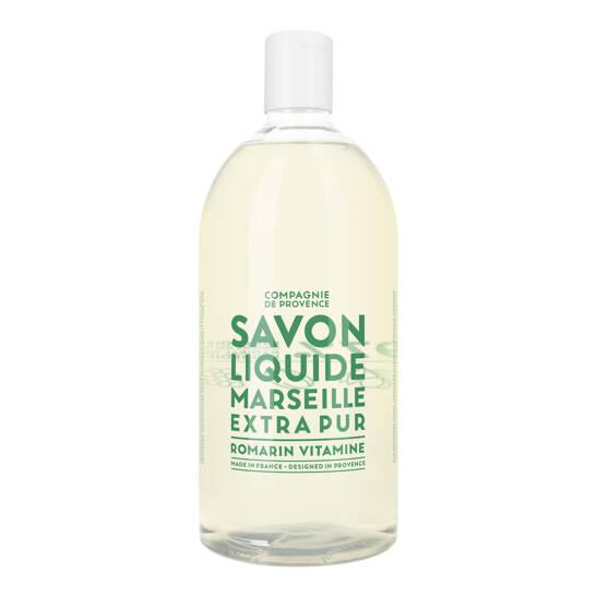 Liquid Marseille Soap Revitalizing Rosemary