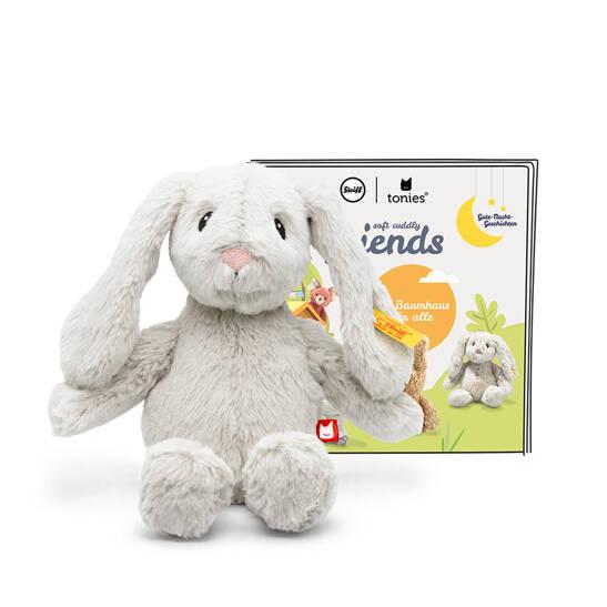 Soft Cuddly Friends mit Hörspiel Hoppi Hase