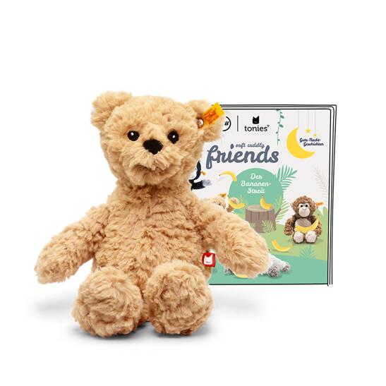 Soft Cuddly Friends mit Hörspiel Jimmy Bär