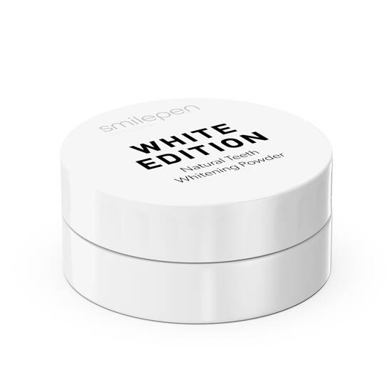 White Edition Puder
