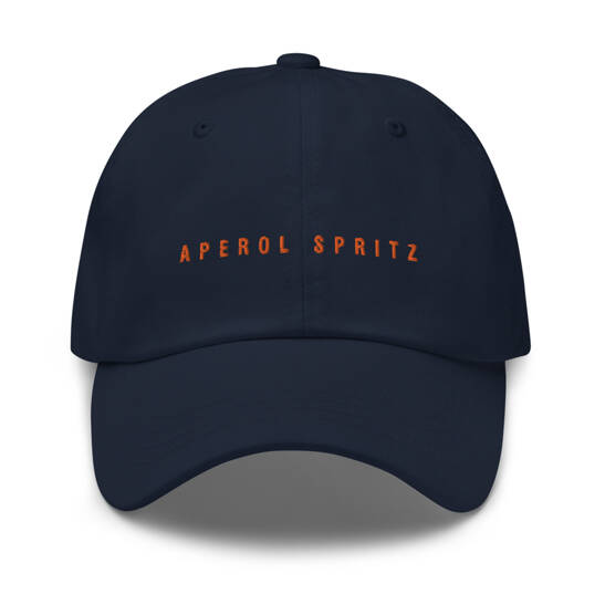 Cap Aperol Spritz